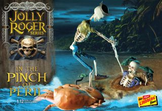 Lindberg 1:12 Jolly Roger Series: In ThePinch