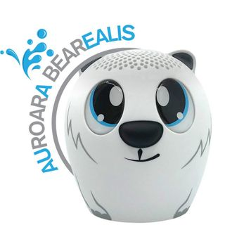 My Audio Pet Polar Bear Portable Bluetooth Watewrproof Speaker