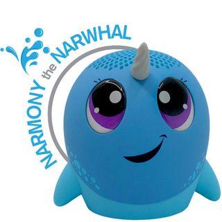 PORTABLE BT SPEAKER NARWHAL, WATERPROOF