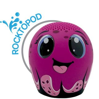 PORTABLE BT SPEAKER OCTOPUS, WATERPROOF