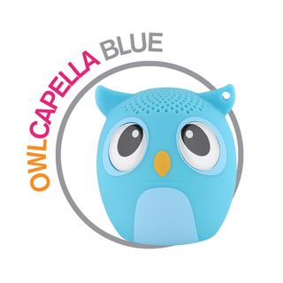 My Audio Pet Owl Portable Bluetooth Speaker