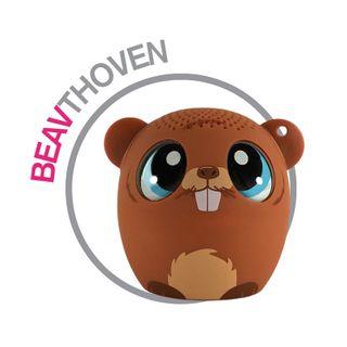 My Audio Pet Beaver Portable BluetoothSpeaker