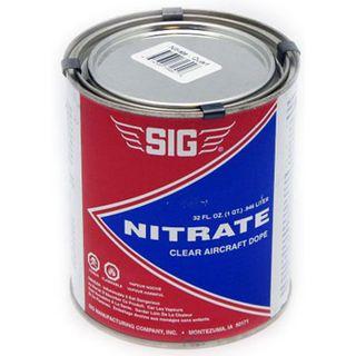 Sig Nitrate Dope Quart 32Fl Oz (.946L)
