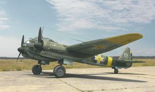 ICM 1:48 Ju 88A-4