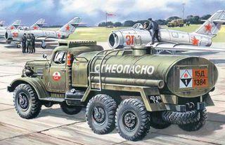ICM 1:72 Zil-157 Fuel Truck *