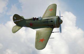1:32 I-16 type 28,Soviet Fighter
