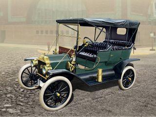 ICM 1:24 Model T 1911 Touring Usa Pass.Car