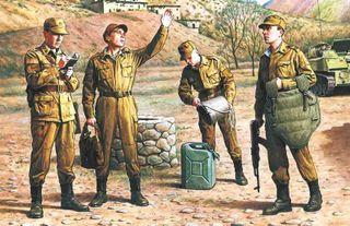 1:35 Svt. Mtrzd Infantry (1979-88) (4) *