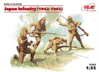 ICM 1:35 Japan Infantry (1942-1945) (4)