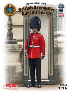 1:16 British Grenadier Queens Guards