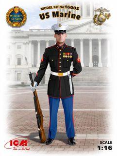 ICM 1:16 Us Marines Sergeant