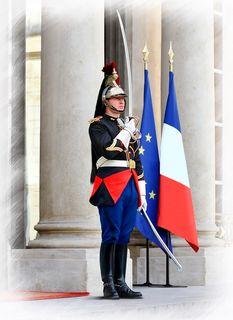 ICM 1:16 French Repub. Guard Cav. Reg. Corp.