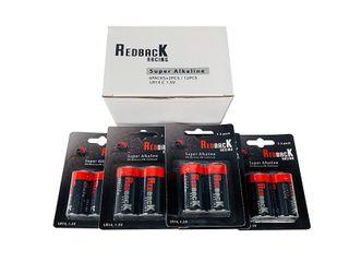 Redback Battery C Alkaline 1.5V ( 6PK )(6Pks)