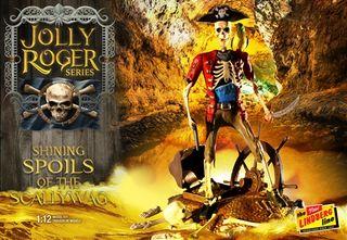 Lindberg 1:12 Jolly Roger Series: Shining Spoils