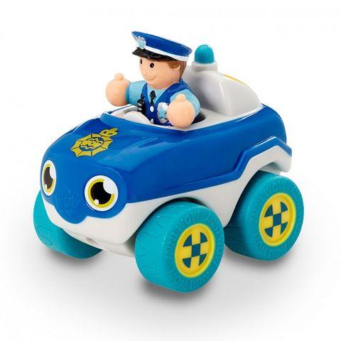WOW My 1St Police Car Bobby