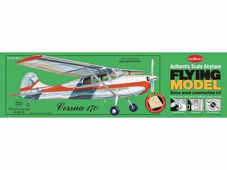 Guillows Cessna 170 Model Kit