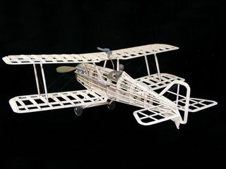 Guillows British Se5A Model Kit