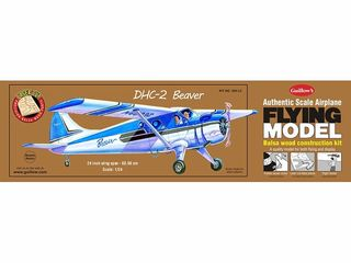 Guillows Dhc-2 Beaver Model Kit