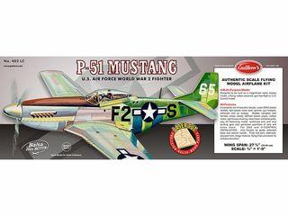 P51-MUSTANG MODEL KIT