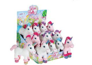 Toys Sparkle Unicorn With Sound Various1Pce