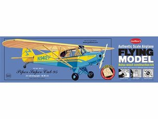 Guillows Piper Cub 95 Model Kit