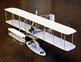Guillows 1903 Wright Flyer 3/4 Scale Kit
