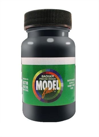 MODELFLEX RAILROAD ENGINE BLACK 1OZ