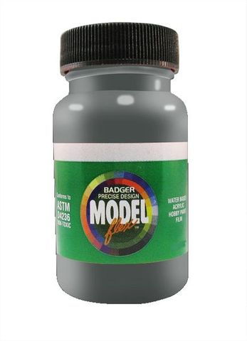 MODELFLEX RAILROAD GRIMY BLACK 1OZ