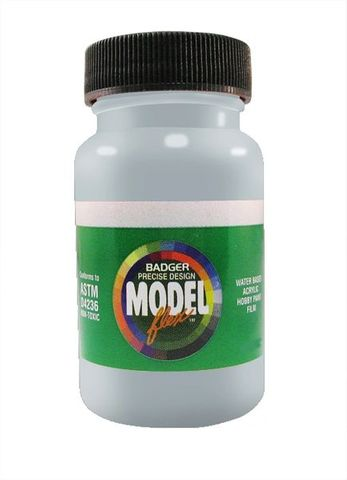 Badger Modelflex Railroad Primer Grey 1Oz