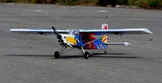 VQ Models Pilatus PC6 46 SizeEp Gp