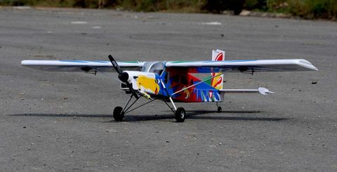 VQ Models Pilatus PC6 46 SizeEp Gp