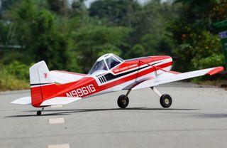 VQ Models Cessna 188 Agwagon 60 90 Size