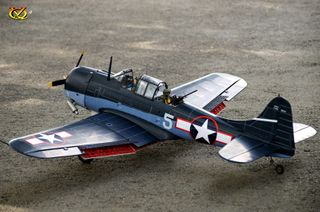 VQ Models Dauntless Sbd 46 Size Ep Gp