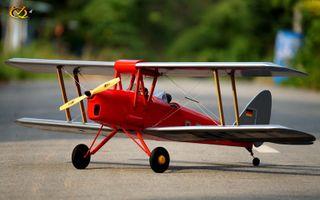 VQ Models Tiger Moth 46 Size Ep Gp Camo