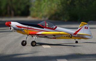 VQ Models Zlin 526 Acrobat 50Size Ep Gp
