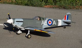 VQ Models Spitfire 50 Size EpGp