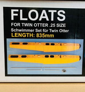 VQ Models Floats For Yellow Otter 820MmArf