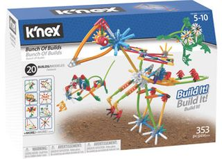 K'Nex Bunch Of Builds Building Set353Pc