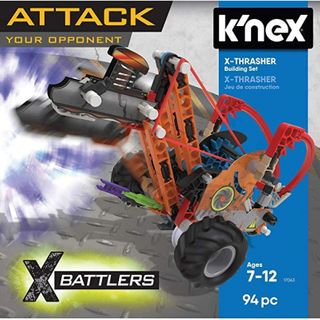 K'Nex X-Thrasher Build Set 94Pce