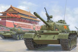 Hobbyboss 1:35 Pla 59 Medium Tank-Early