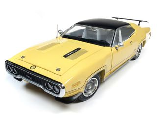 Autoworld 1:18 1971 Plymouth Gtx Mcacn