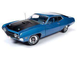 1:18 1970 Ford Torino Cobra