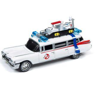 Johnny Lightning 1:64 Jl Ghostbusters Ecto 1