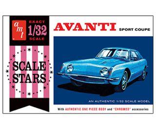 AMT 1:32 1963 Studebaker Avanti*