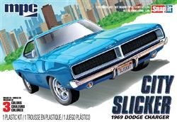 MPC 1:25 69 Dodge ChargerCity SlickerSnp*D