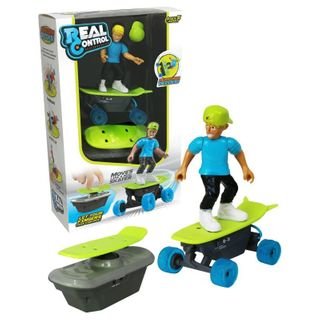 Colorific Real Control Skateboarder