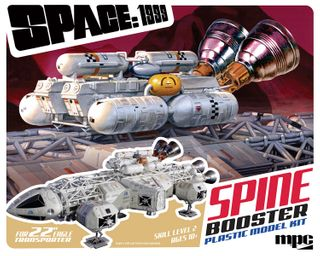 "1:48 Space:1999 22"" Booster Pack Accesso"