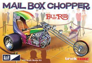 MPC 1:25 Ed Roth'S Mail Box Clipper (Trick T