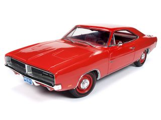Autoworld 1:18 1969 Dodge Charger ClassOf 69