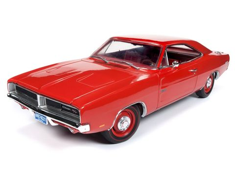 1:18 1969 Dodge Charger Class of 69